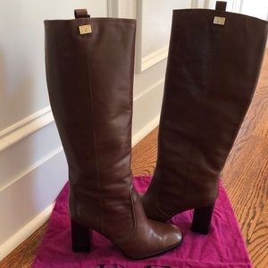 DVF tall boots